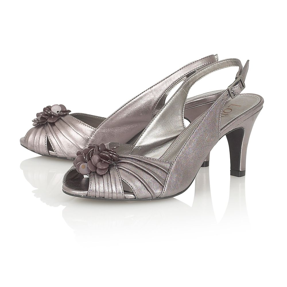House of Fraser - Lotus Trini Court Shoes