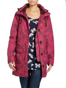Printed Waterproof Jacket
