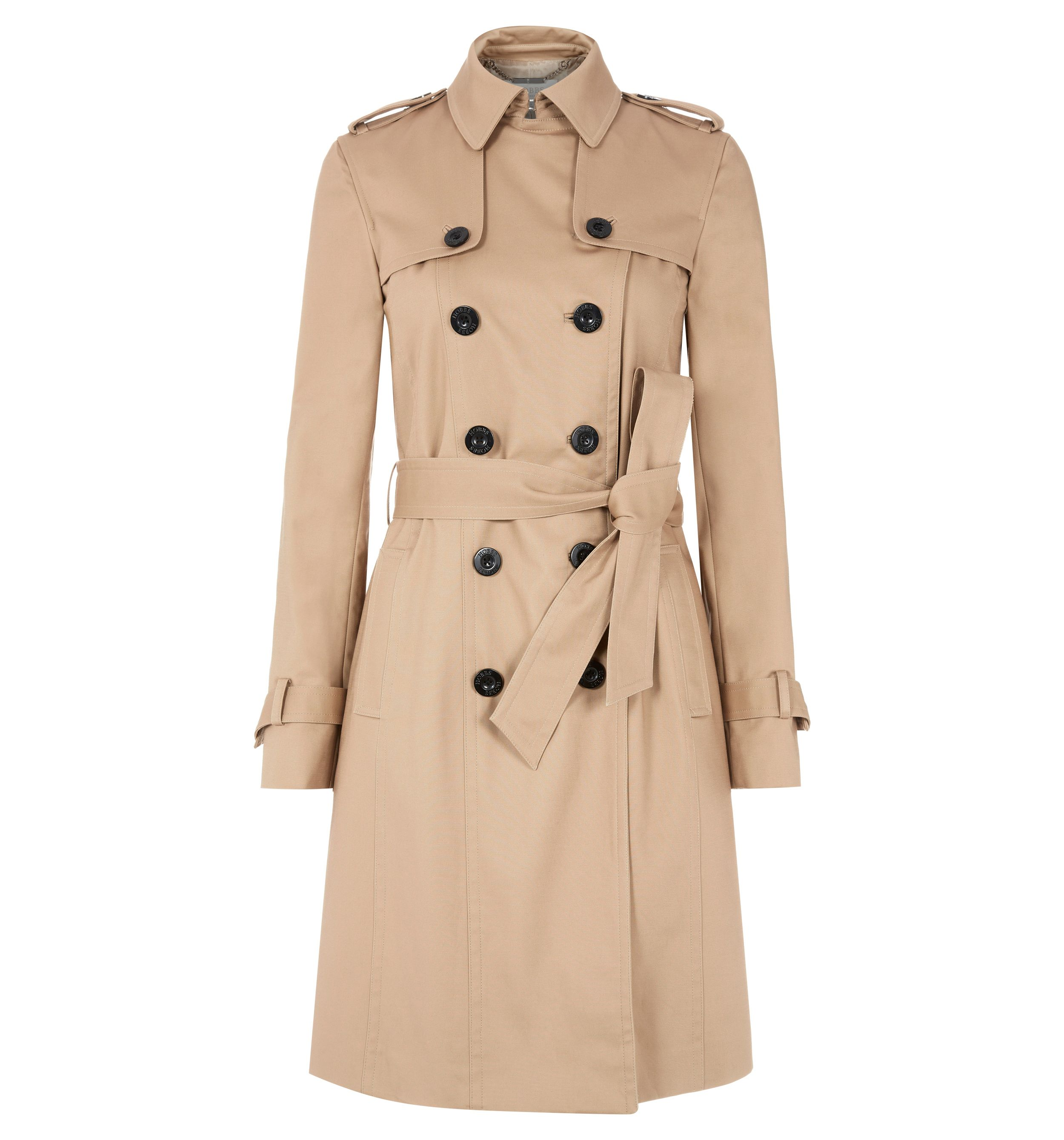 Hobbs Hobbs Saskia Trench, Natural