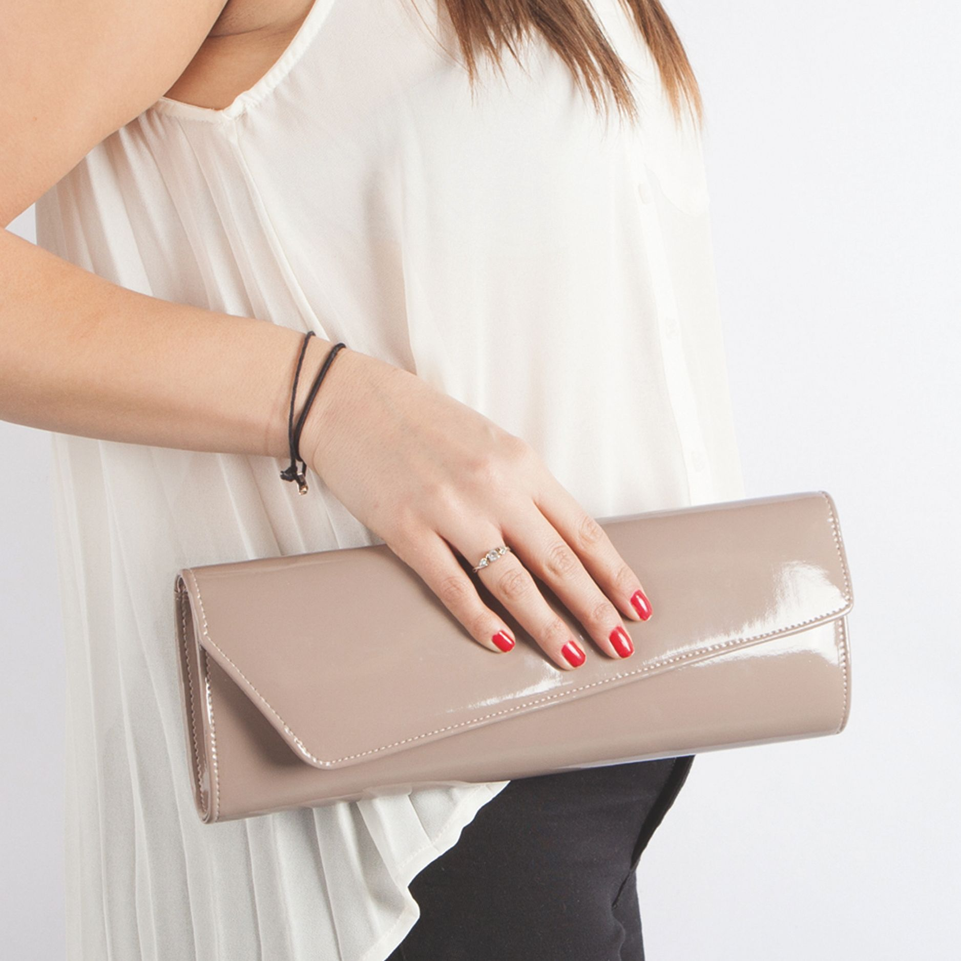 Chrissy clutch bag