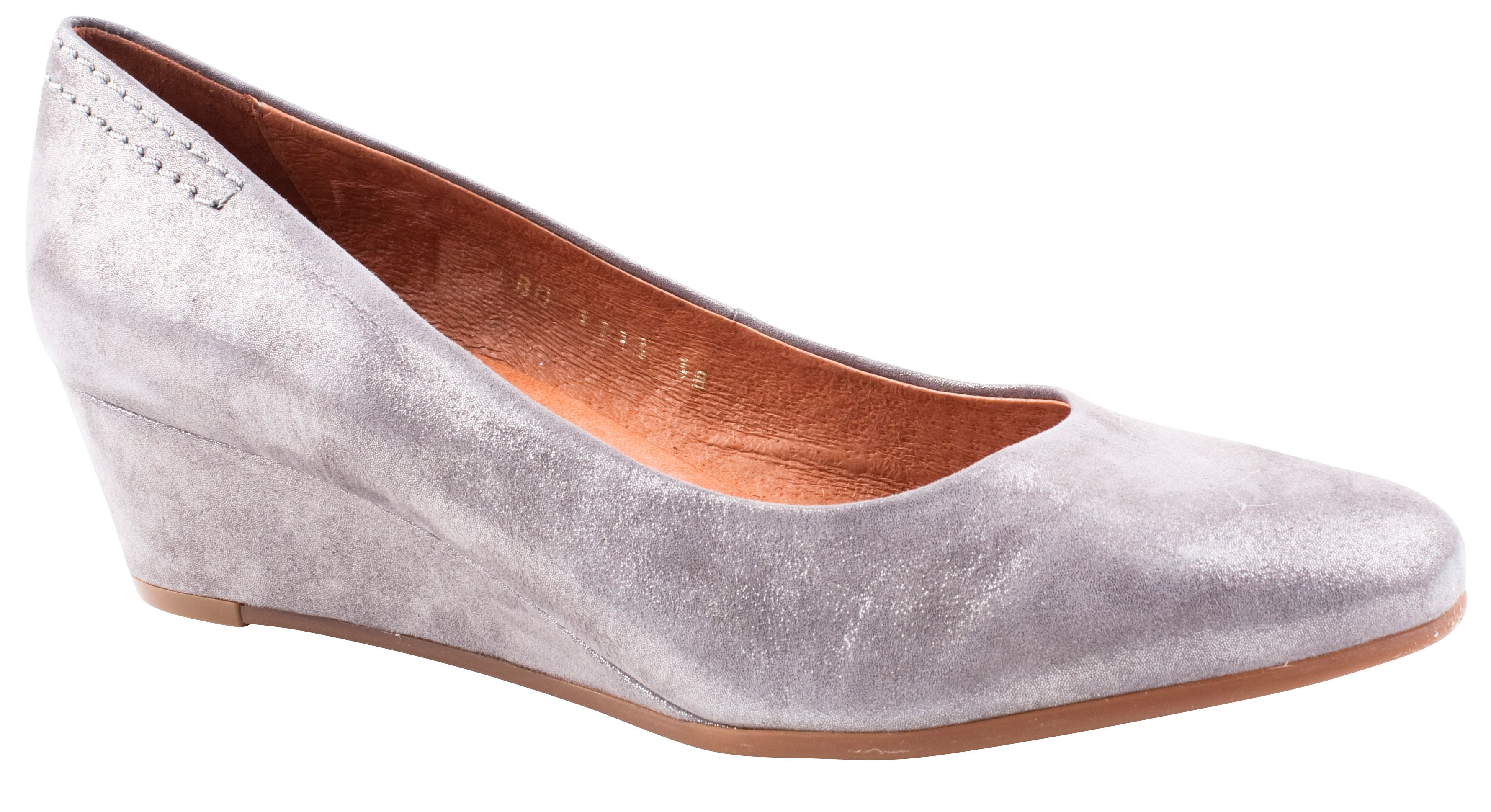 Bilbo heeled wedge shoes