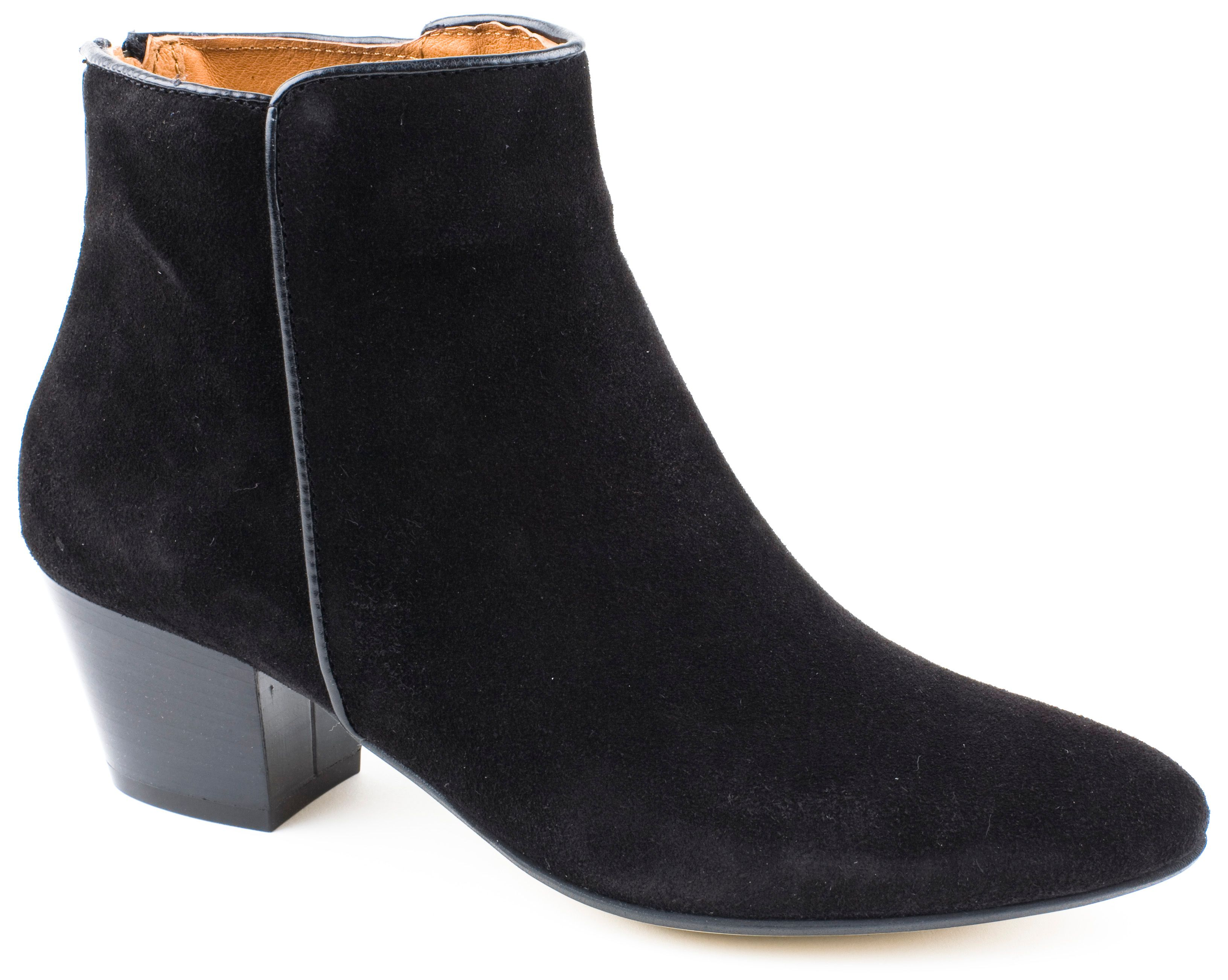 Odeon ankle boots