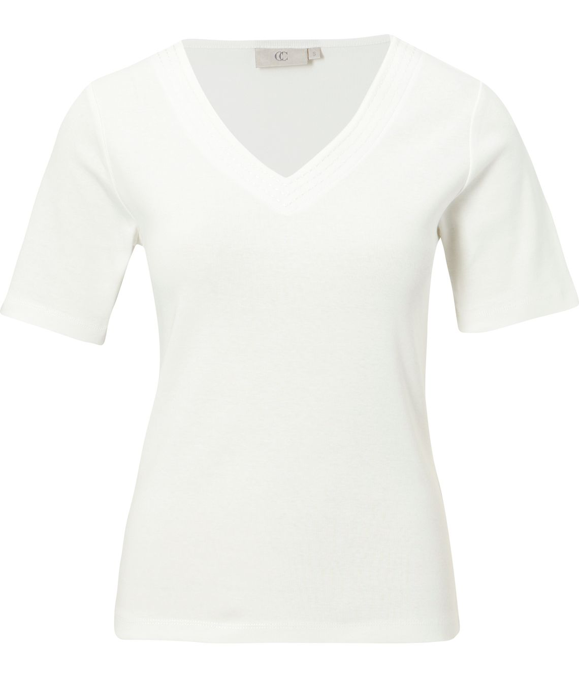 CC Womens CC V neck basic t-shirt 151773487 product image