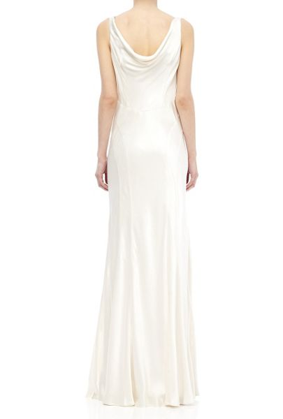Ghost Cassidy Dress Ivory