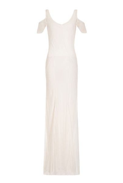 Ghost Nicolette Dress Ivory