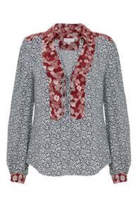 Ghost Ophelia Blouse Mix Flowers