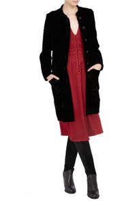 Polly Coat Black