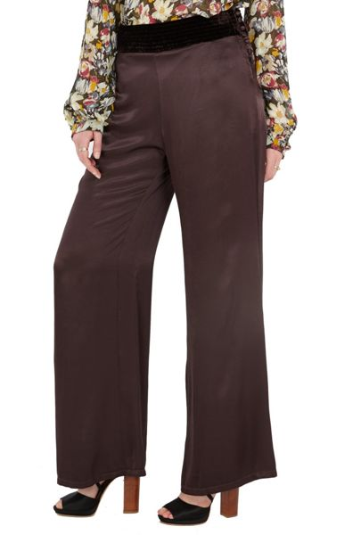 Ghost Alice Trousers Chocolate