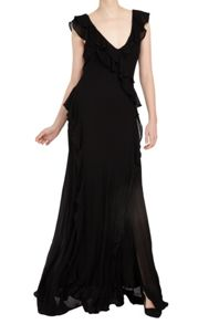 Ghost Jenny Dress Black