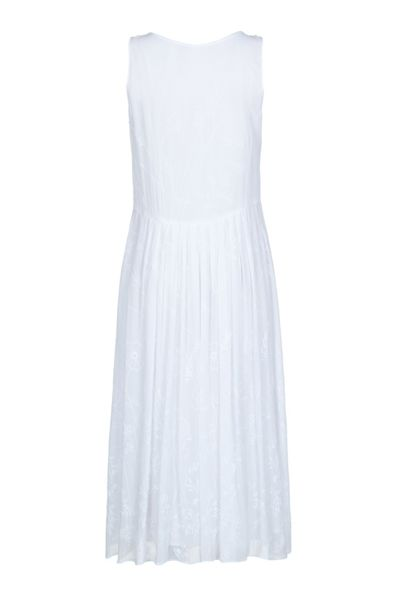 Ghost Poppy Dress White