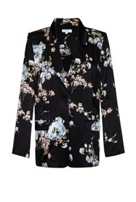 Ghost Fern Poppie Vintage Print Jacket