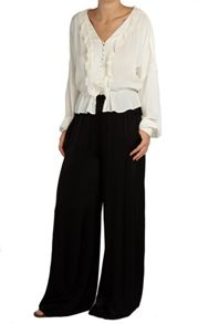 Ghost Aliyah Blouse Ivory