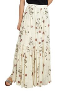 Ghost Liz Botanical Print Skirt