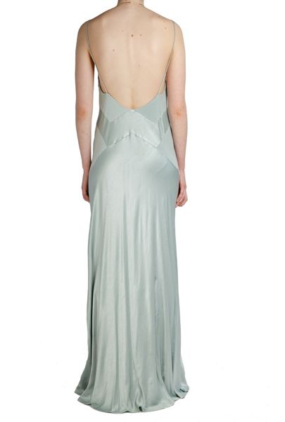 Ghost Candice Dress Dusty Green