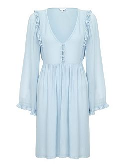 Stella Dress Powder Blue