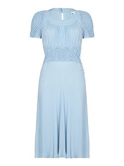 Celia Dress Powder Blue