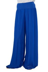 Ghost Meg Trouser Cobalt Blue