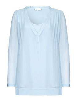 Magda Top White