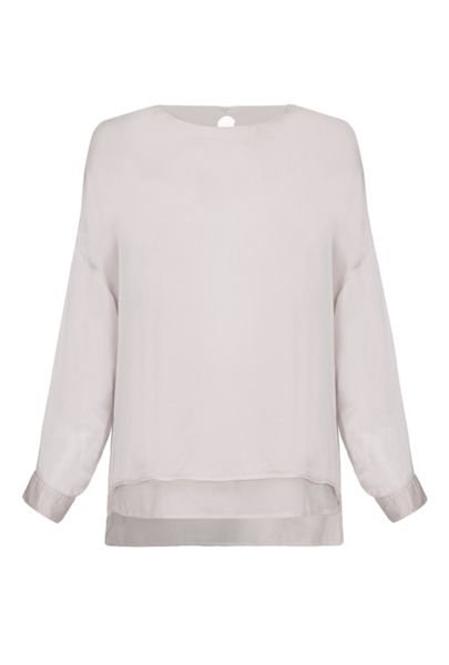 Ghost Lydia Top White