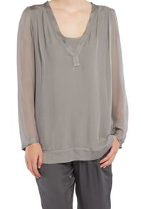 Ghost Magda Top White