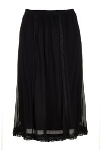 Ghost Tammy Skirt Black