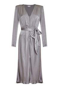 Ghost Meryl Dress Thunder Grey