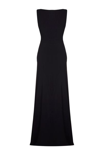 Ghost Bailey Dress Black