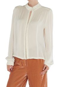 Ghost Cruz Blouse Winter White