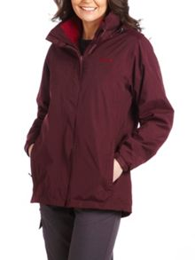 Regatta preya waterproof 3-in-1 jacket