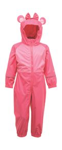 Regatta Baby Girls Charco Allinone Suit