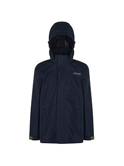 Boys Greenhill Waterproof Shell Jacket