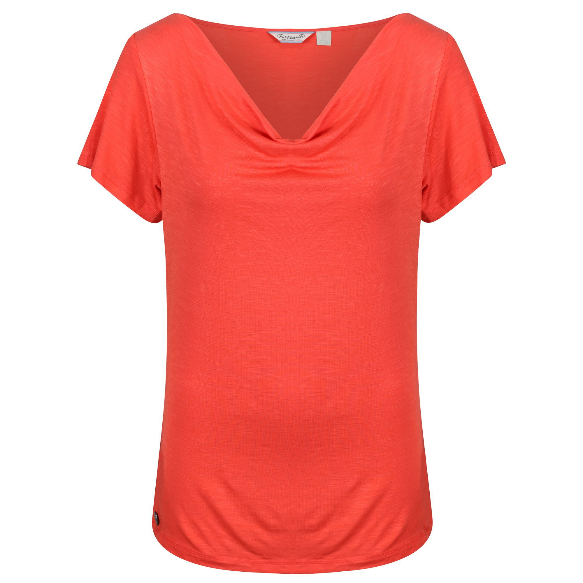 Regatta Francheska Jersey Top, Peach