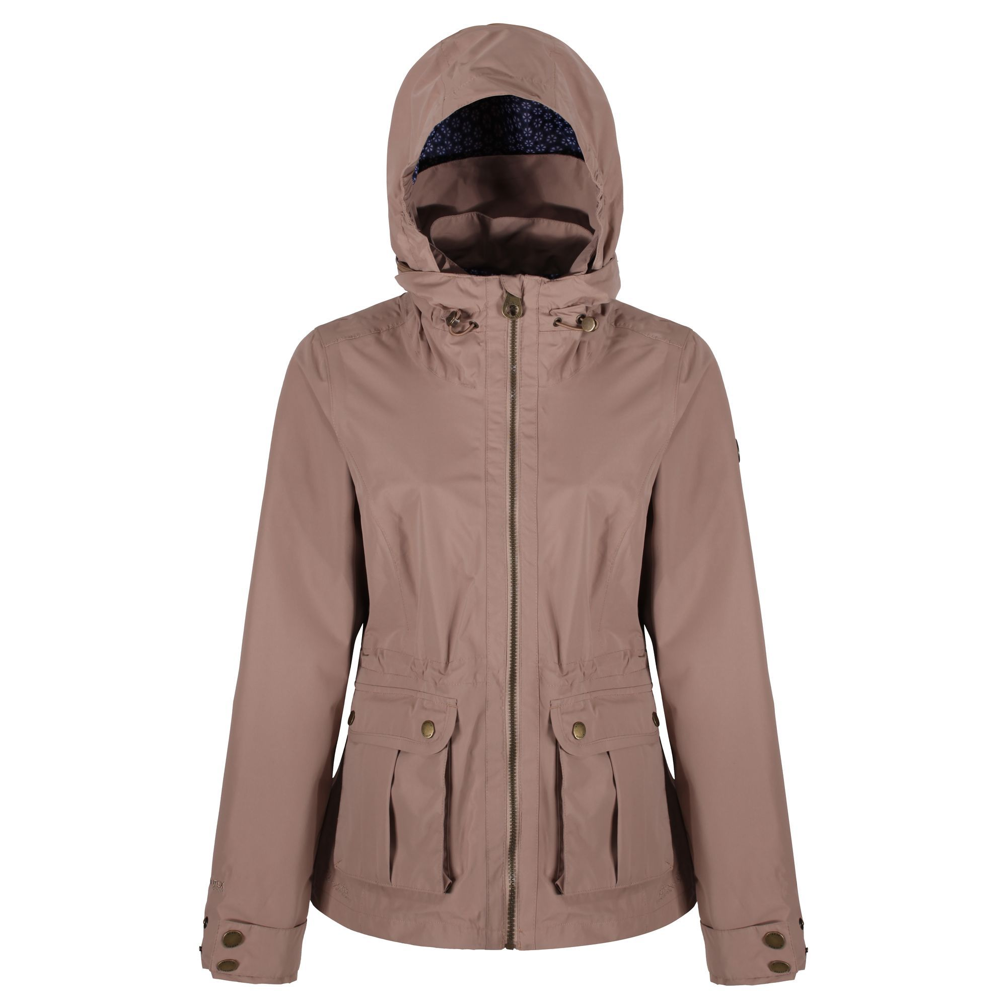 Regatta Nardia Waterproof Jacket, Toffee