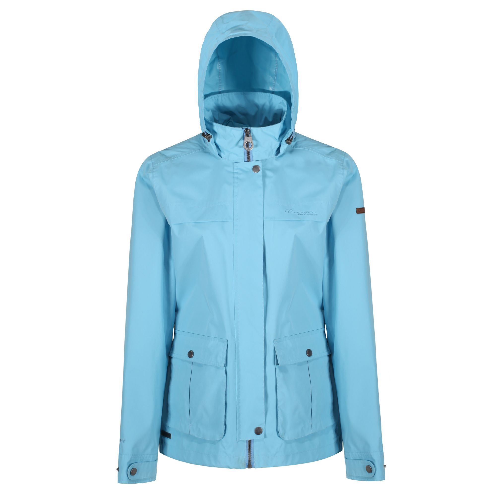 Regatta Landelina Waterproof Jacket, Blue