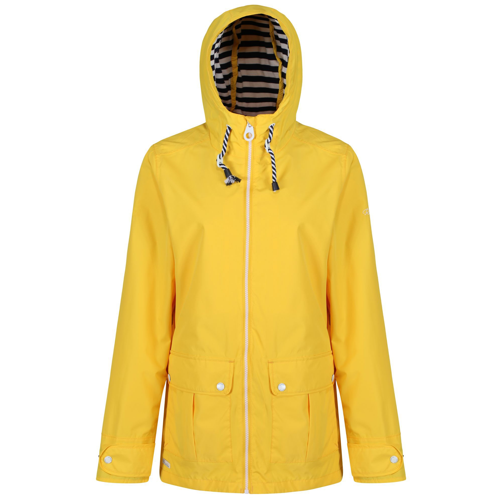 Regatta Bayeur Waterproof Jacket, Yellow