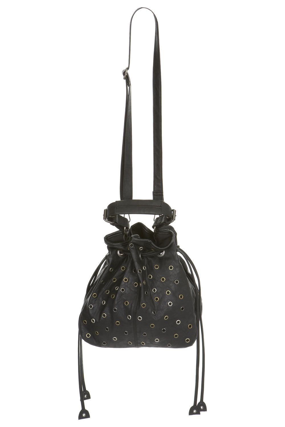 Warehouse Eyelet drawstring bag product image