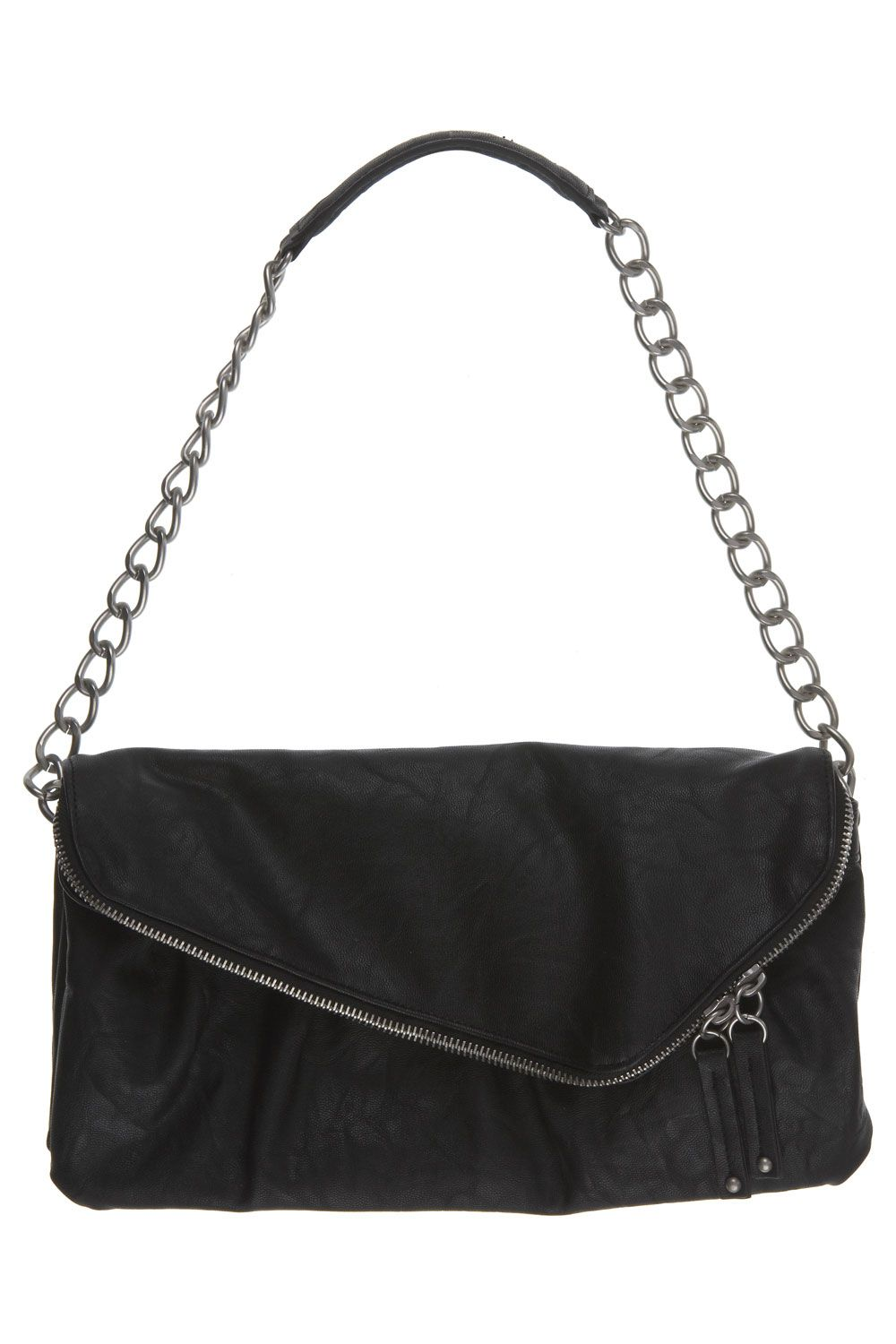 Warehouse Zip asymmetric clutch product image