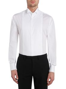 Marcella Plain Classic Wing Collar Dress Shirt