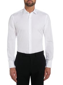 TM Lewin Poplin slim fit shirt