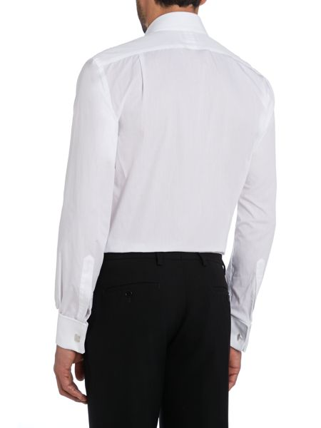 TM Lewin Marcella Plain Classic Fit Dress Shirt