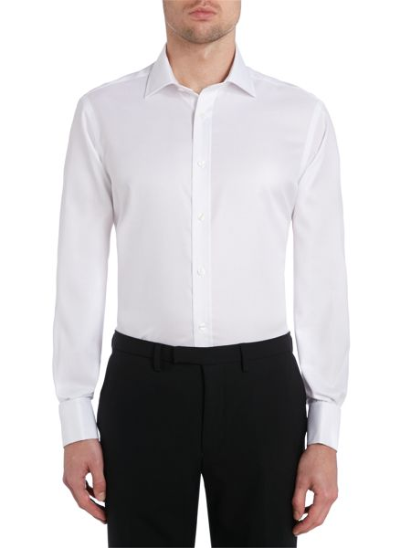 TM Lewin Slim fit non-iron shirt
