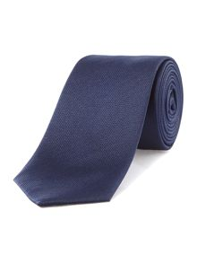 TM Lewin Textured Slim Silk Tie