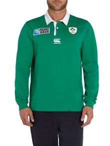Ireland Home Classic LS Rugby RWC