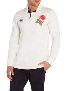 England 1871 Plain Loop Rugby Jersey