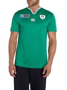 Ireland Home Pro SS Rugby RWC