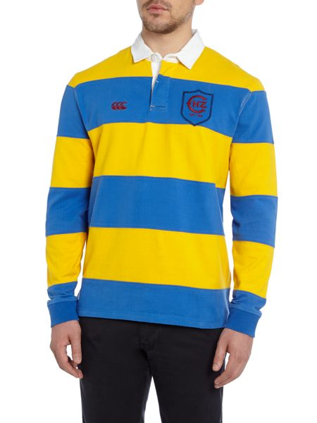 Canterbury Stripe Regular Fit Rugby Top