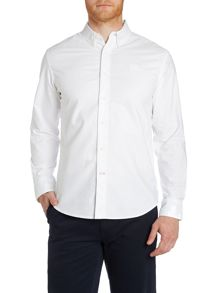 Canterbury Plain Oxford Long Sleeve Shirt