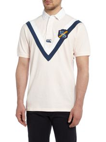 Canterbury Stripe Polo Regular Fit Polo Shirt