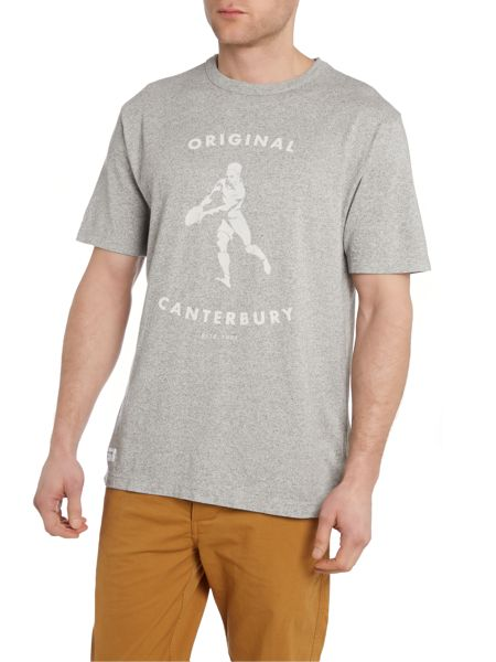 Canterbury Crew Neck Regular Fit T-Shirt