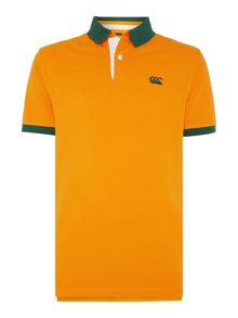 Canterbury Country Pique Polo